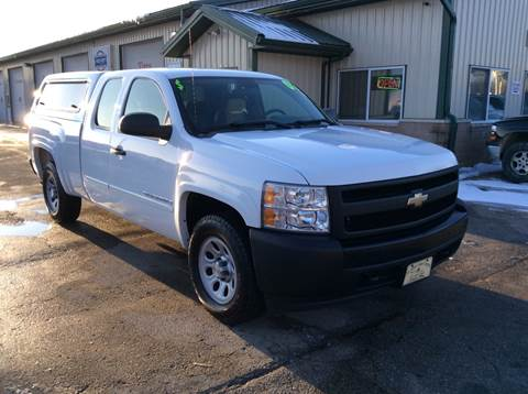 2007 Chevrolet Silverado 1500 Work Truck for sale at TRI-STATE AUTO OUTLET CORP in Hokah MN