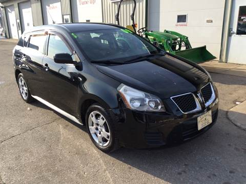 2009 Pontiac Vibe 2.4L for sale at TRI-STATE AUTO OUTLET CORP in Hokah MN