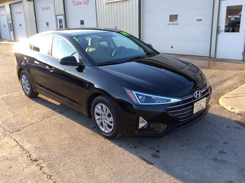 2019 Hyundai Elantra SE for sale at TRI-STATE AUTO OUTLET CORP in Hokah MN