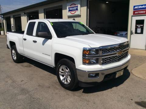 2014 Chevrolet Silverado 1500 for sale at TRI-STATE AUTO OUTLET CORP in Hokah MN