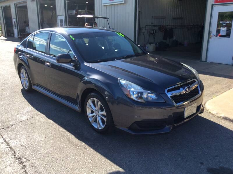 2013 Subaru Legacy for sale at TRI-STATE AUTO OUTLET CORP in Hokah MN