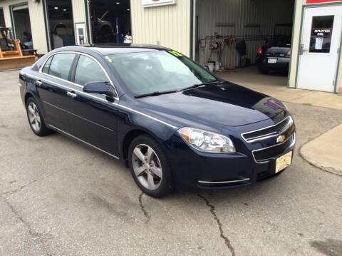 2012 Chevrolet Malibu for sale at TRI-STATE AUTO OUTLET CORP in Hokah MN