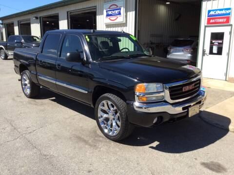 2004 GMC Sierra 1500 for sale at TRI-STATE AUTO OUTLET CORP in Hokah MN