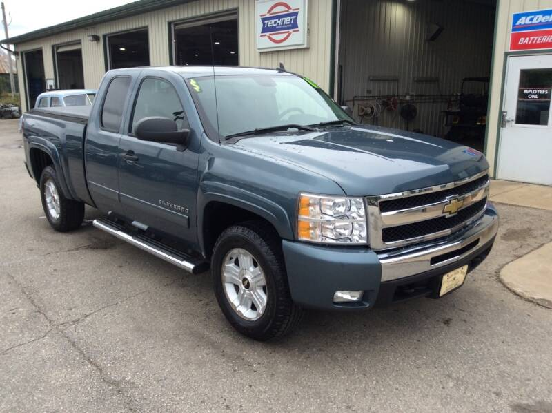 2011 Chevrolet Silverado 1500 for sale at TRI-STATE AUTO OUTLET CORP in Hokah MN