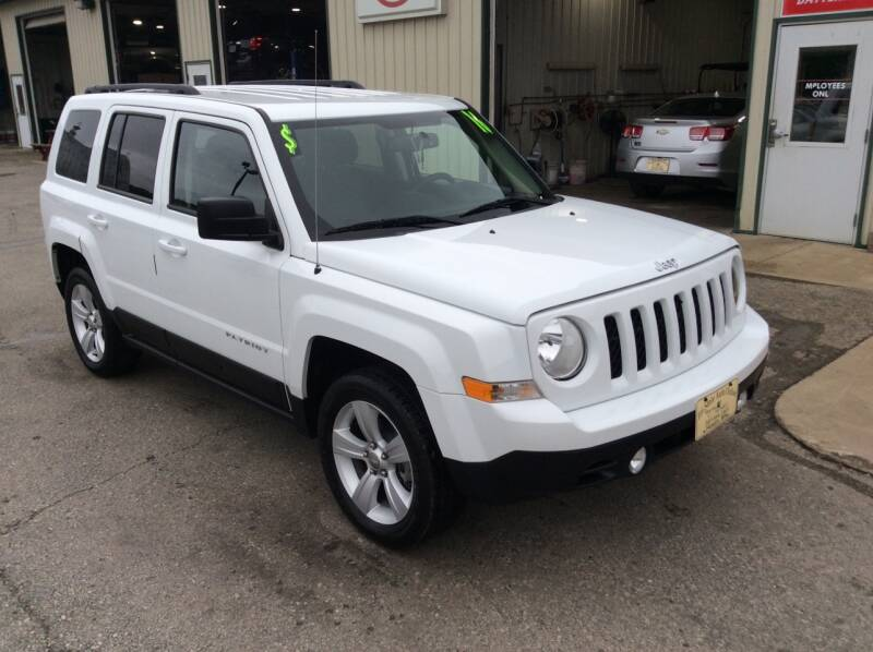 2016 Jeep Patriot for sale at TRI-STATE AUTO OUTLET CORP in Hokah MN