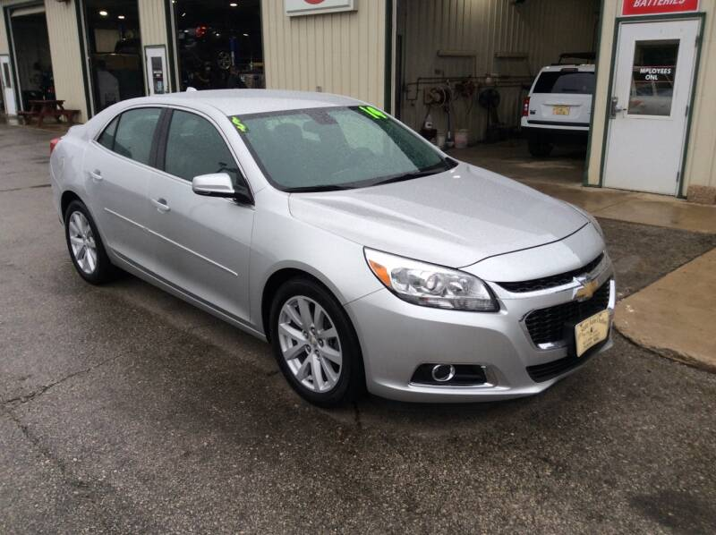 2014 Chevrolet Malibu for sale at TRI-STATE AUTO OUTLET CORP in Hokah MN