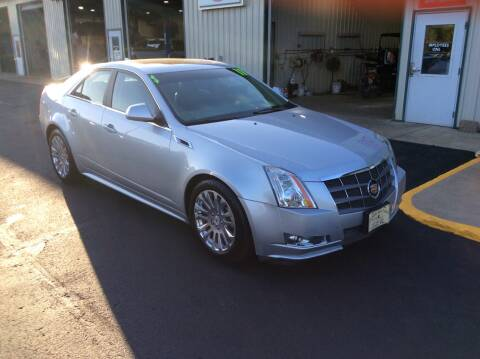 2011 Cadillac CTS for sale at TRI-STATE AUTO OUTLET CORP in Hokah MN