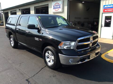 2016 RAM Ram Pickup 1500 for sale at TRI-STATE AUTO OUTLET CORP in Hokah MN