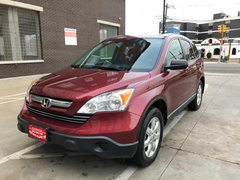 2007 Honda CR-V for sale at JG Auto Sales in North Bergen NJ