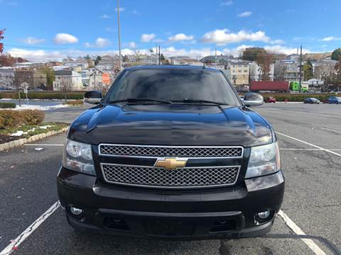 2007 Chevrolet Tahoe for sale at JG Auto Sales in North Bergen NJ