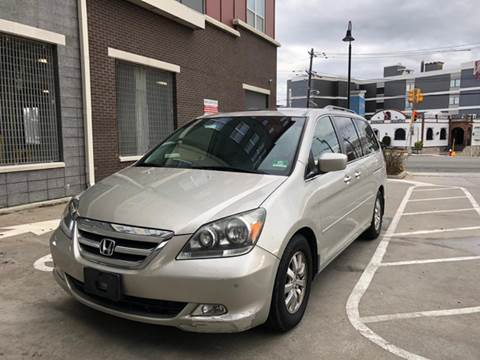2006 Honda Odyssey for sale at JG Auto Sales in North Bergen NJ