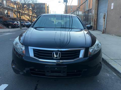 2010 Honda Accord for sale at JG Auto Sales in North Bergen NJ