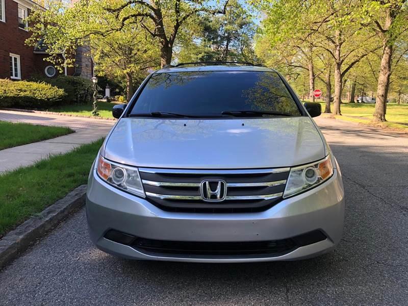 2011 Honda Odyssey Ex L 4dr Mini Van