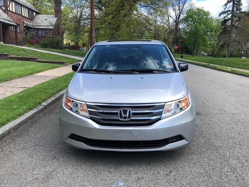 2013 Honda Odyssey Ex L W/dvd 4dr Mini Van