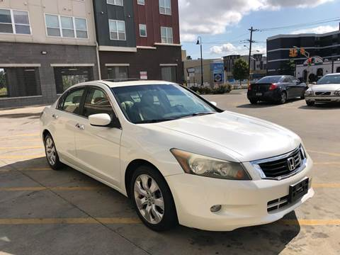 2009 Honda Accord for sale at JG Auto Sales in North Bergen NJ