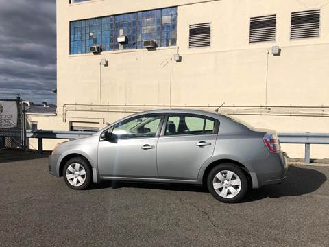 2007 Nissan Sentra for sale at JG Auto Sales in North Bergen NJ