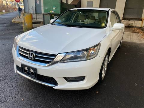 2014 Honda Accord for sale at JG Auto Sales in North Bergen NJ