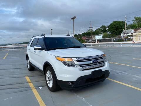 2013 Ford Explorer for sale at JG Auto Sales in North Bergen NJ