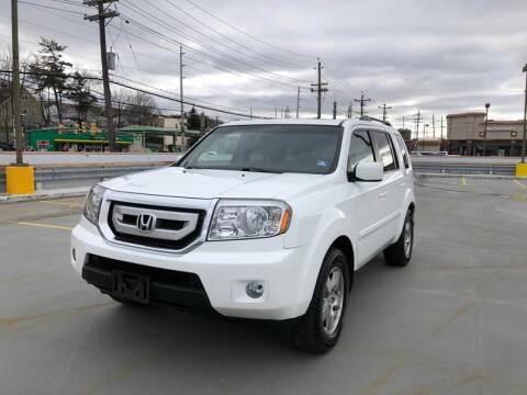 2011 Honda Pilot for sale at JG Auto Sales in North Bergen NJ
