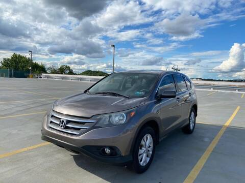 2012 Honda CR-V for sale at JG Auto Sales in North Bergen NJ