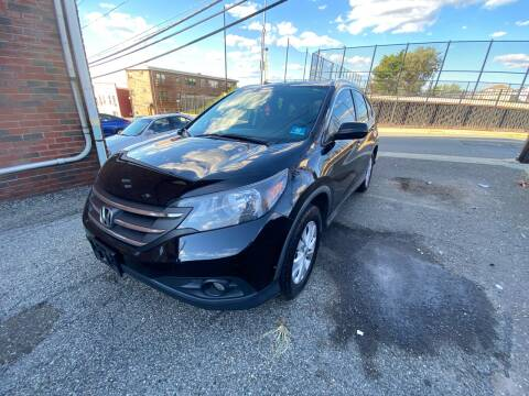 2013 Honda CR-V for sale at JG Auto Sales in North Bergen NJ