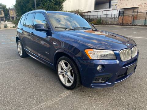 2013 BMW X3 for sale at JG Auto Sales in North Bergen NJ