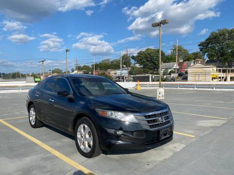 2012 Honda Crosstour for sale at JG Auto Sales in North Bergen NJ