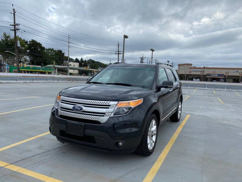 2012 Ford Explorer for sale at JG Auto Sales in North Bergen NJ