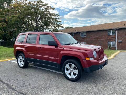 2013 Jeep Patriot for sale at JG Auto Sales in North Bergen NJ
