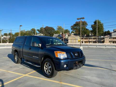 2008 Nissan Titan for sale at JG Auto Sales in North Bergen NJ