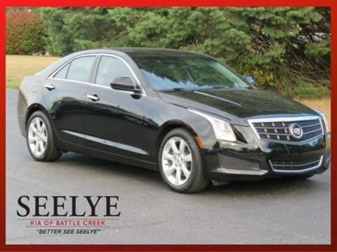 2013 Cadillac ATS for sale in Battle Creek, MI