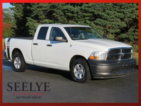 2010 Dodge Ram Pickup 1500 for sale in Battle Creek, MI