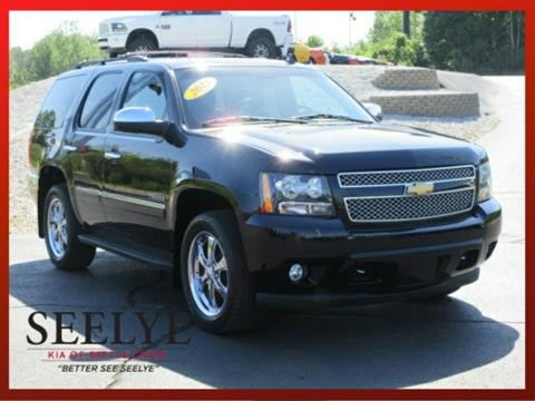 2013 Chevrolet Tahoe for sale in Battle Creek, MI
