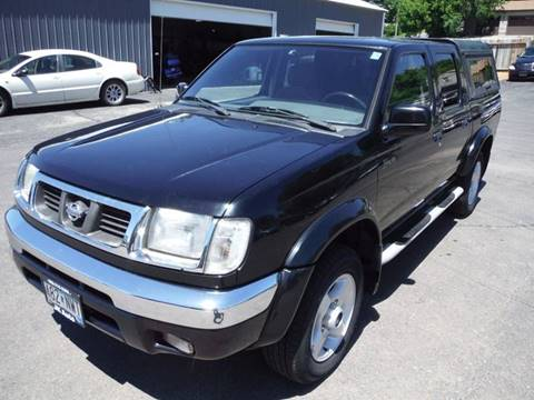 2000 Nissan Frontier for sale in Saint Bonifacius, MN