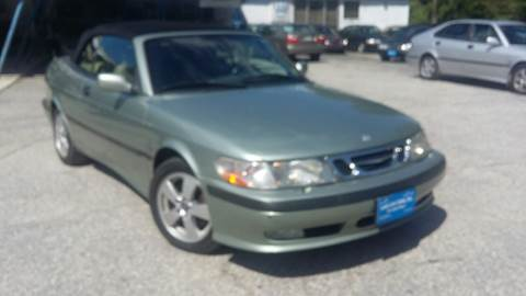 2002 Saab 9-3 for sale in Lisbon, ME
