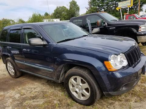 2008 Jeep Grand Cherokee for sale in Lisbon, ME