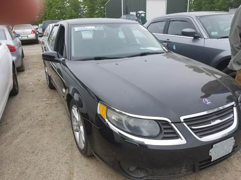 2008 Saab 9-5 for sale at Lewis Auto Sales in Lisbon ME