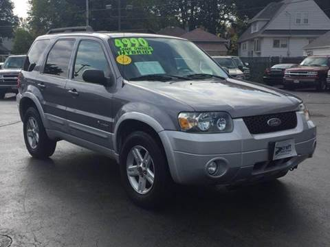 2007 Ford Escape Hybrid For Sale in Milwaukee, WI - Carsforsale.com®
