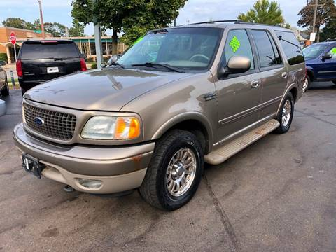 2002 Ford Expedition for sale in Milwaukee, WI
