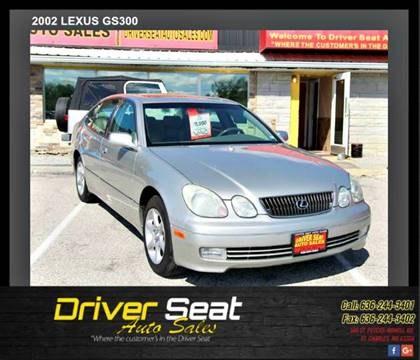2002 Lexus GS 300 for sale in St. Charles, MO