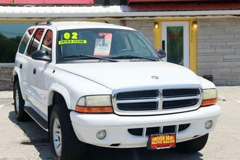 2002 Dodge Durango