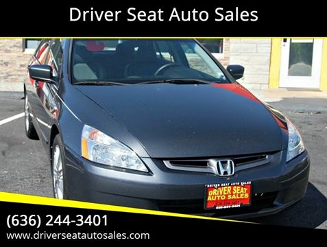 2005 Honda Accord for sale in St. Charles, MO