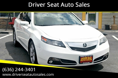 2014 Acura TL for sale in St. Charles, MO