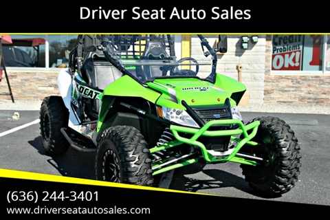 2015 Arctic Cat WILDCAT X for sale in St. Charles, MO