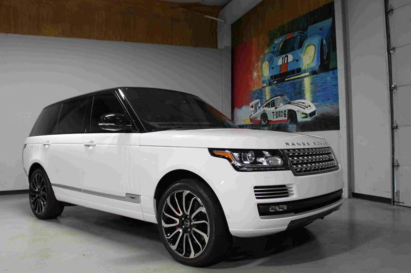 Range Rover Autobiography >> 2015 Land Rover Range Rover Autobiography Lwb In Carmel In Indy