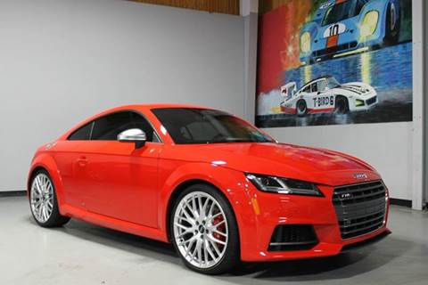 2016 Audi TTS for sale at Indy Wholesale Direct in Carmel IN