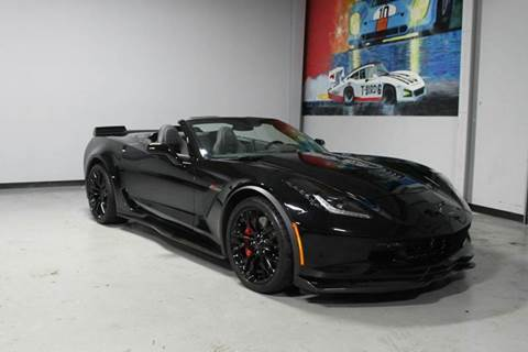 2016 Chevrolet Corvette for sale at Indy Wholesale Direct in Carmel IN