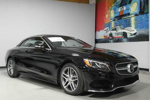 2017 Mercedes-Benz S-Class for sale at Indy Wholesale Direct in Carmel IN