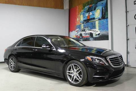 2015 Mercedes-Benz S-Class for sale at Indy Wholesale Direct in Carmel IN