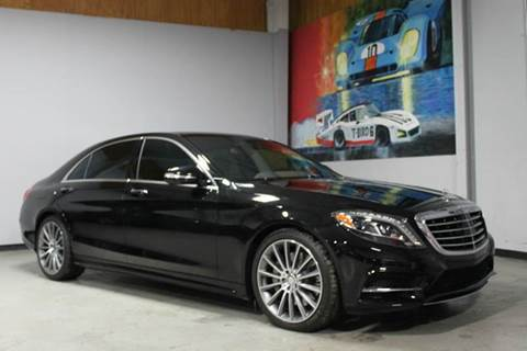 2014 Mercedes-Benz S-Class for sale at Indy Wholesale Direct in Carmel IN